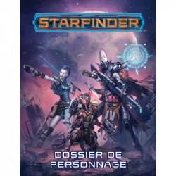 Starfinder - Dossier de Personnnage
