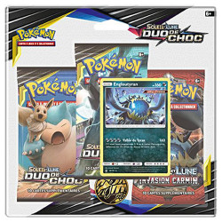 Pack 3 Boosters - SL9 Duo...