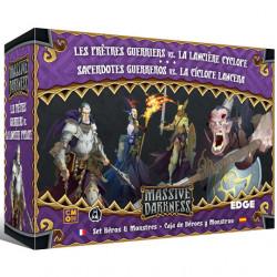 Massive Darkness - Les Prêtres Guerriers vs. La...