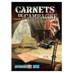 Mémoire 44 : Carnets de Campagne Vol 2