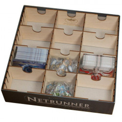 Sleeved Card Game Organizer
