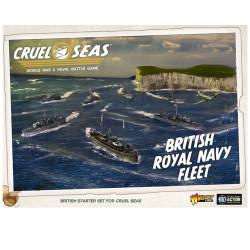 Cruel Seas: British Royal Navy Fleet