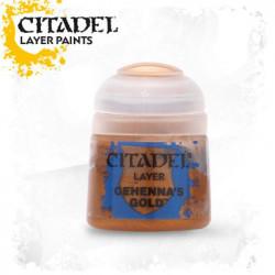 Citadel Layer Gehenna's Gold