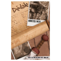 Monster of the Week - Dédale