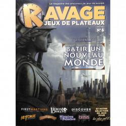 Ravage Jeux de Plateaux HS 6