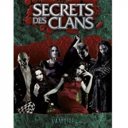 Vampire La Mascarade : Secrets des Clans