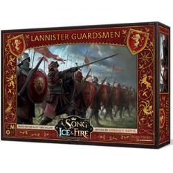 Le Trône de Fer - Gardes Lannister