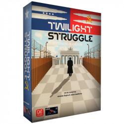 Twilight Struggle VF (2ème édition)