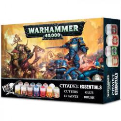 W40K : Citadel Essentials Set