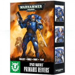 W40K: Easy to Build - Adeptus Astartes Primaris...