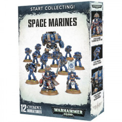 W40K : Start Collecting! Space Marines