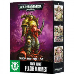 W40K: Easy to Build - Death Guard Plague Marines