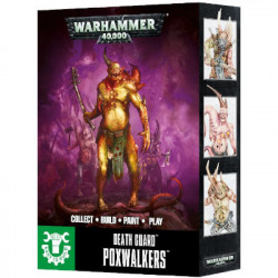 W40K : Easy to Build - Death Guard Poxwalkers