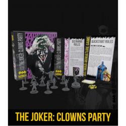 Batman - Bat-Box Starter - The Joker: Clowns Party