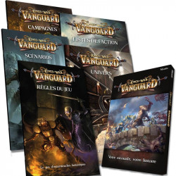 Kings of War: Vanguard - Livrets de Règles VF