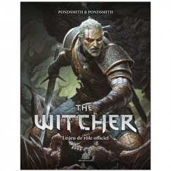 The Witcher - Livre de Base
