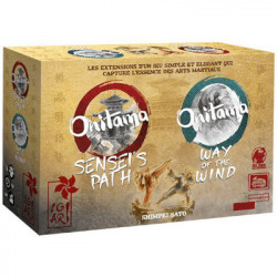 Onitama - Sensei's Path et Way of the Wind