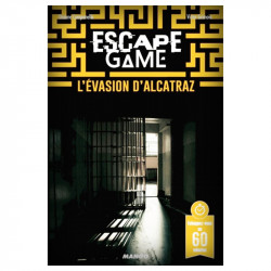 Escape Game - L'Evasion d'Alcatraz