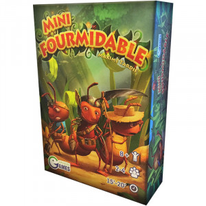 Boite de Mini Fourmidable