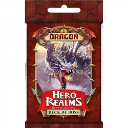Hero Realms : Deck de Boss Dragon