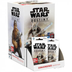 Star Wars Destiny : 36 Boosters Convergence