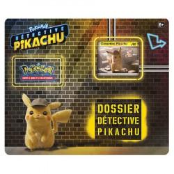 Dossier Détective Pikachu : Pack 3 Boosters